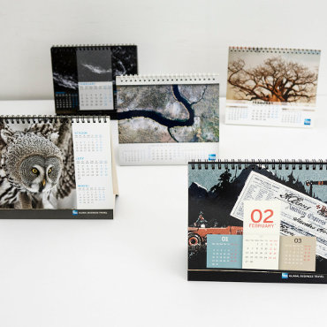 Calendars - design and production